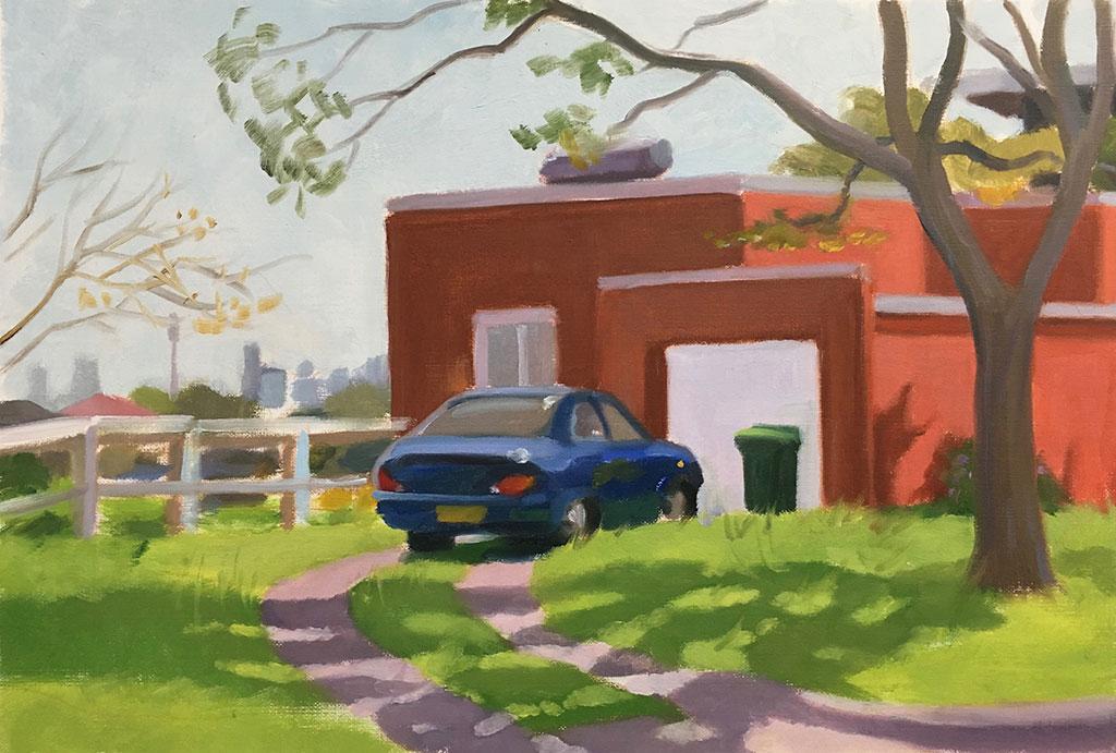 Queens-Park-View-23x30cm-oil_paper_board