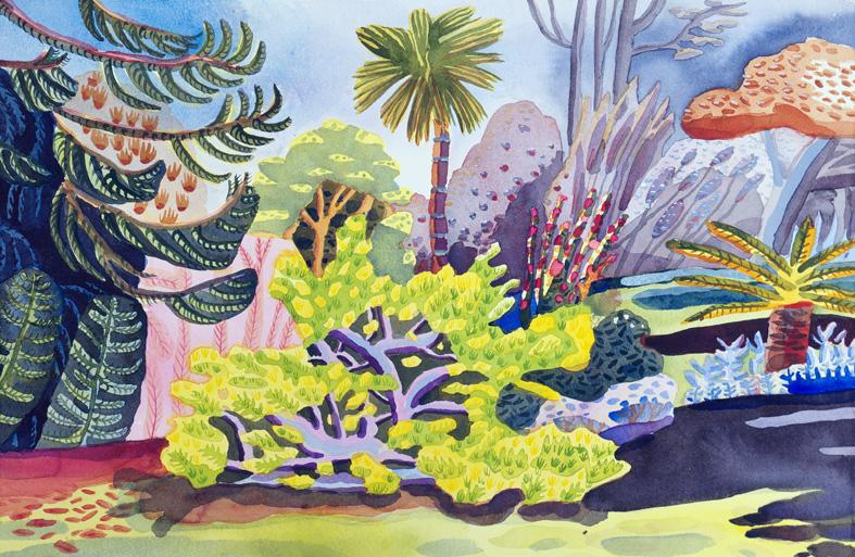 Melbourne-Botanic-Gardens-1