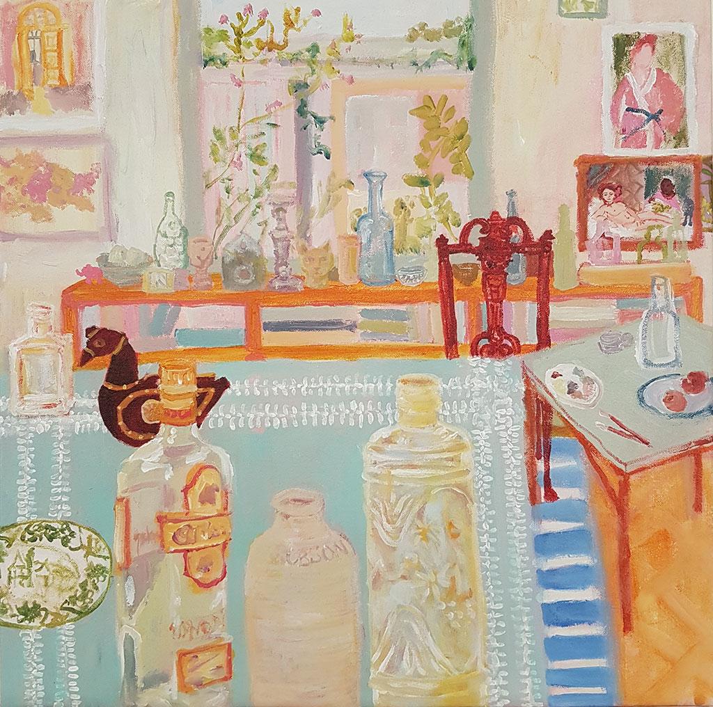 5.-The-Studio-In-Morning-Light-50x50cm-$920