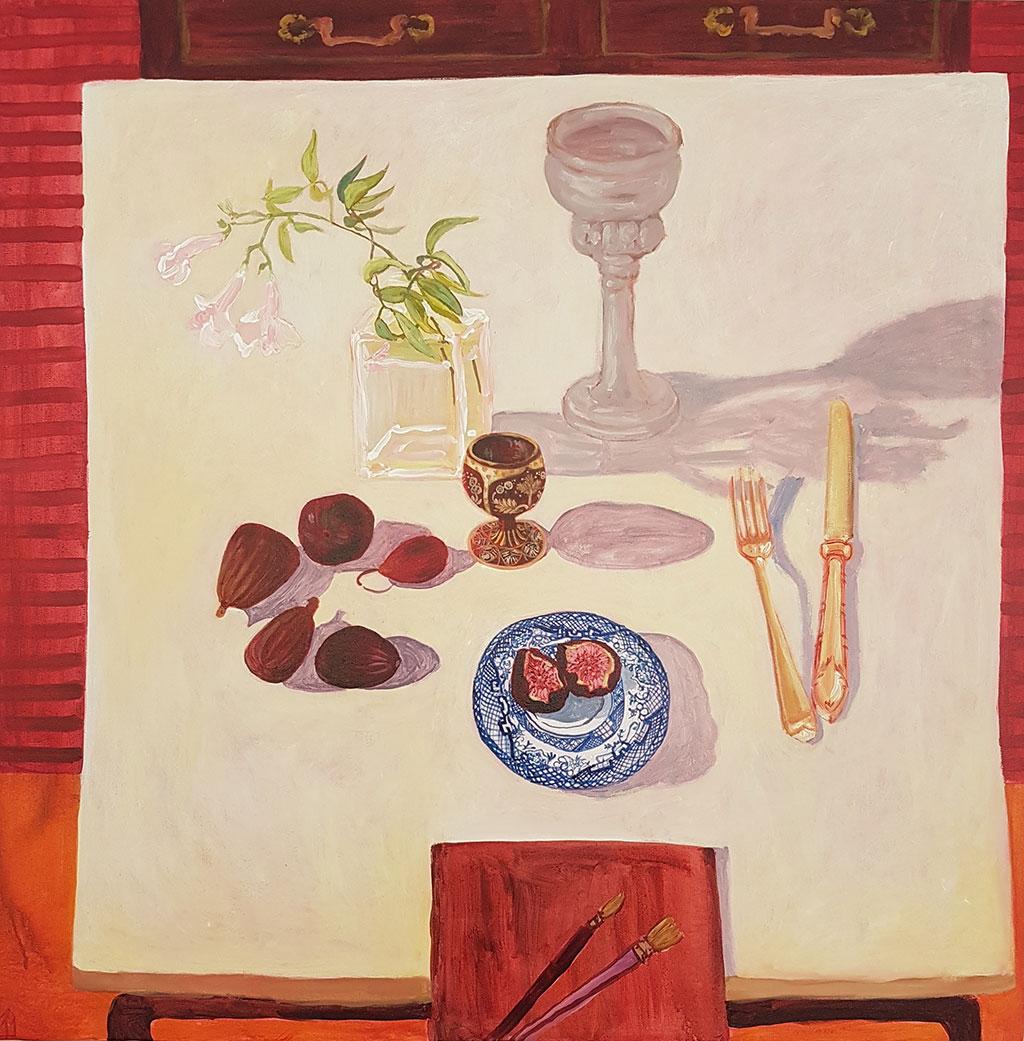 8.-Painters-Banquet-91.5-x-91.5cm-$1200