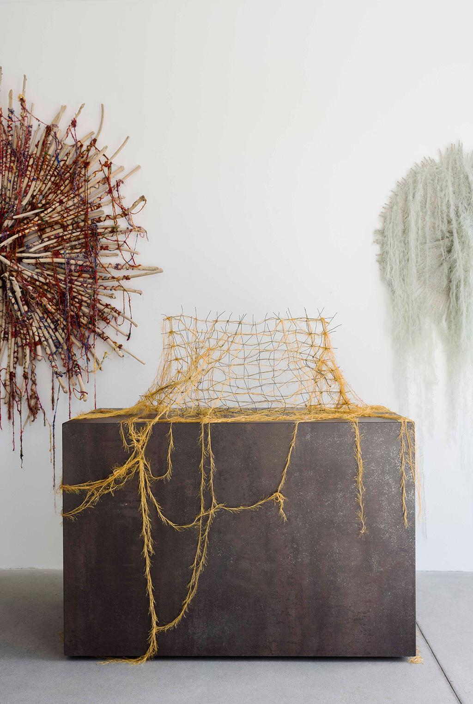 Sandcastle,-Wire,-fibre,-187x42x65cm---Basket-depth-38cm,-$5800