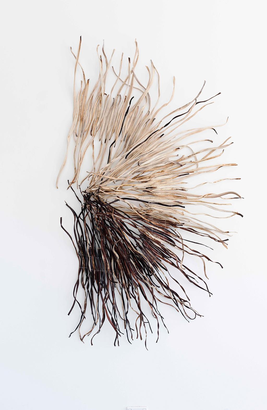 Sea-Spirit,-Seaweed,-180x110x20cm,-$7800