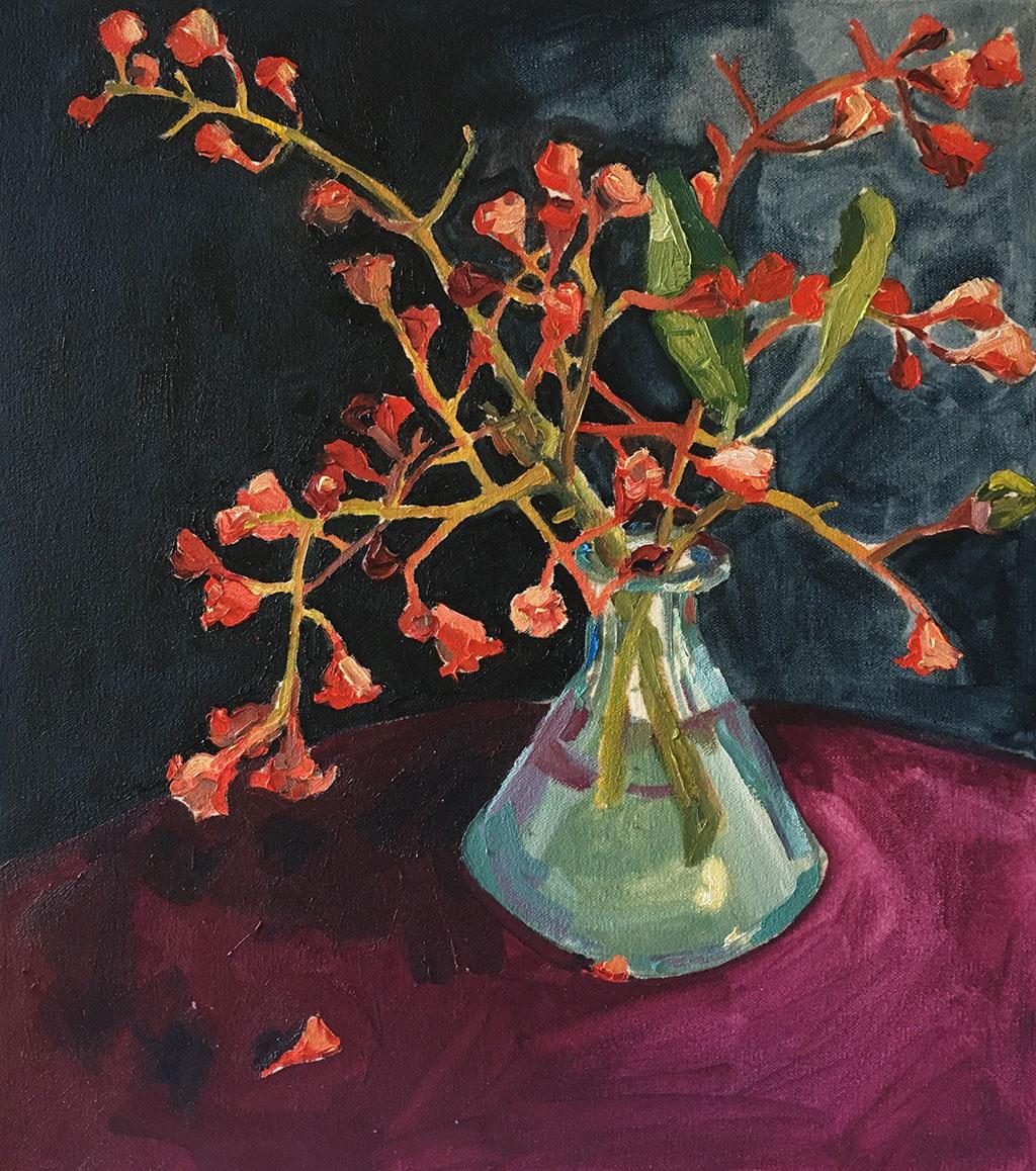 AMH_2.-Illawarra-Flame-41-x-36cm-oil-on-canvas-