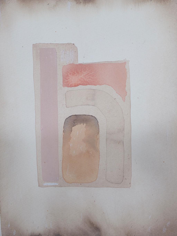 Bad-Mum-(happy-birthday),-2017.--Watercolour,-gouache-and-chalk-pencil-on-paper.--29cm-x-38cm-(unframed)