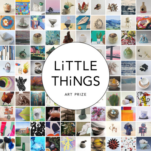 LITTLE THINGS ART PRIZE - YOUNG ARTISTS